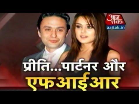 Vardaat - Vardaat: Preity Zinta files an FIR against Ness Wadia (Full story)