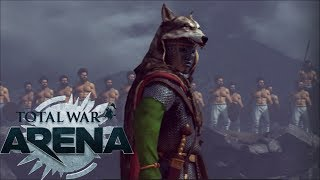 Total War : ARENA - Epic 10v10 Multiplayer Battles Rome Gameplay #2 [Sponsored]