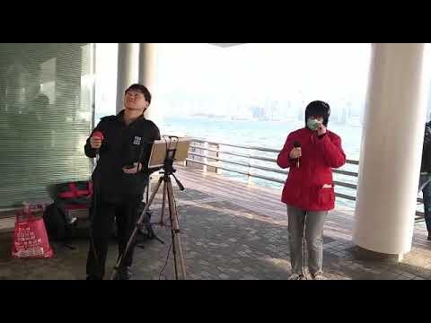 現代愛情故事 張智霖 許秋怡 covered by 詠恆 小詩 - YouTube