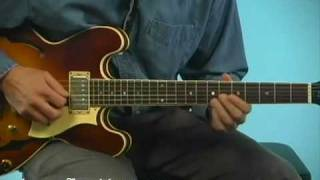 Guy Fenocchi: Tribute to Emily Remler/Wes Montgomery D Natural Blues
