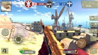 Blitz Brigade Sniping Gameplay :)