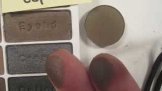 New Wet N Wild Spring 2013 8 eyeshadow palettes with Mac Dupes Thumbnail
