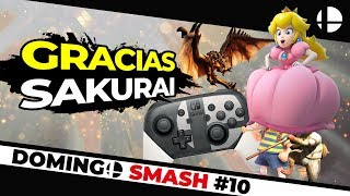 ¡GRACIAS SAKURAI! UNA CARTA, NUEVO MANDO PRO, PEQUEÑOS DETALLES |  Domingo Smash #10