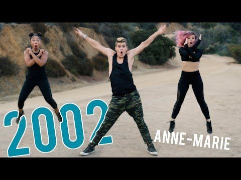2002  AnneMarie  Caleb Marshall  Dance Workout