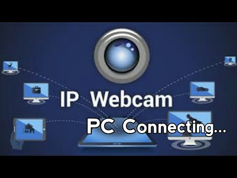 How To Phone To PC IP Webcam Camera Connect in Tamil