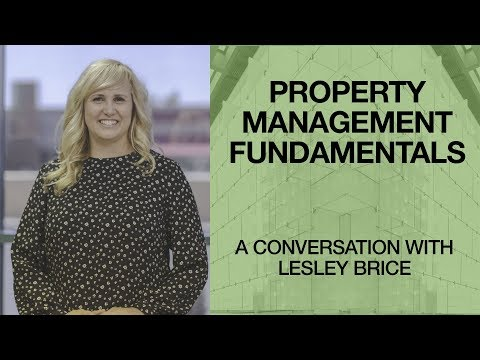 Property Management FUNDAMENTALS You Won't Want to Miss