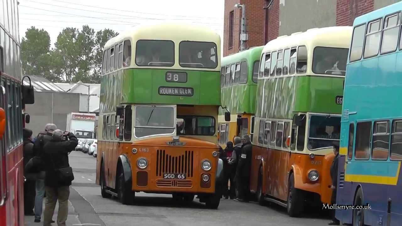 Glasgow Vintage Vehicle Trust Open Day 13 October 2013