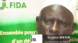 CAPITALISATION SUR LES RÉALISATIONS DU PORTEFEUILLE DU FIDA AU SENEGAL