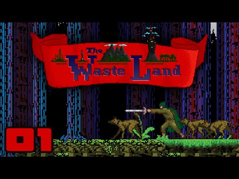 Well, I'm a Monster - Let's Play The Waste Land - Part 1