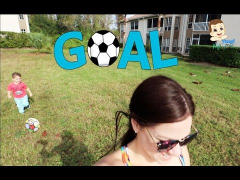 I'm A Soccer Rocker ⚽ | Playing Hide and Seek | Vincent Playtime for Kids