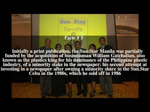 Sun.Star Manila Top # 6 Facts