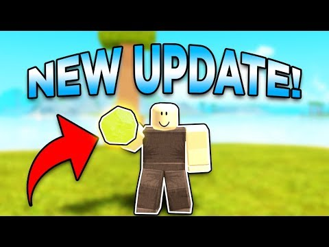 *NEW* MOJO UPDATE! GOD ROCK, OOF HORN, WATER WALKER, & MORE! (ROBLOX BOOGA BOOGA)