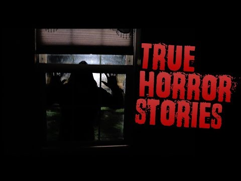 5 TRUE SCARY STORIES *LetsNotMeet CLASSICS*
