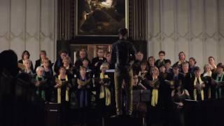 Singakademie Stralsund: Erica F. Alio Warr (soprano) Benjamin Saupe (conductor)