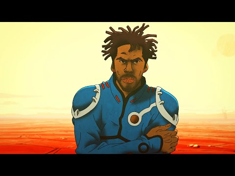 "Flying Lotus x 'Cowboy Bebop' Director Share ""More"" Video Ft. Anderson .Paak"