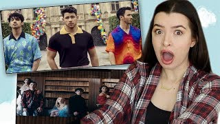 Baixar SUCKER~ Jonas Brothers New Single Reaction (How The Tables Have Turned)