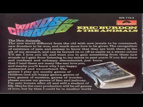 A̤n̤i̤m̤a̤l̤-̤W̤i̤n̤d̤s̤ Of Changes--1967 Full Album HQ