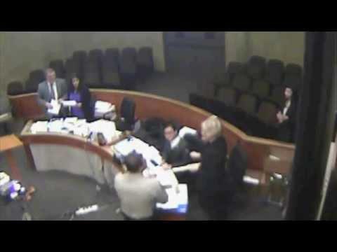 Attorney, bailiff scuffle in San Luis Obispo courtroom