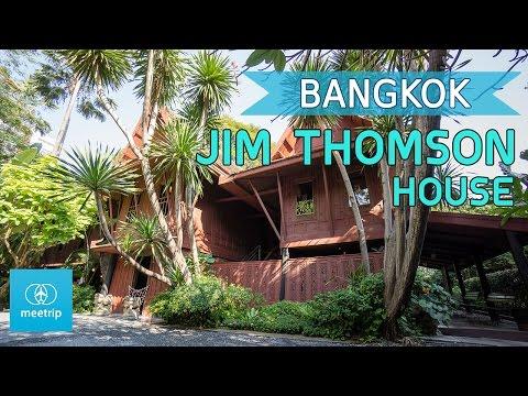 Bangkok Travel Guide - Bangkok Museum - Jim Thomson House Museum | Meetrip
