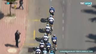 Tour of Turkey-Stage 3-Last 6km ( 56.Cumhurbaşkanlığı Bisiklet Turu 3. Etap: Beyşehir - Alanya) 2021