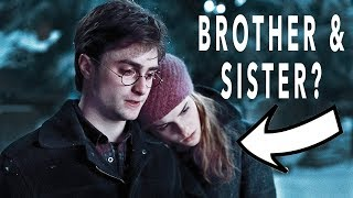 HERMIONE'S IS HARRY'S SISTER! - OLD THEORIES