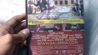 Ballerina (Leap) DVD Unboxing