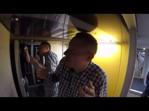 Radio Gdańsk w Pendolino. Co czeka pasażerów za drzwiami z napisem WC?
