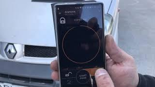 Pandora Smart Pro Car Alarm Carner