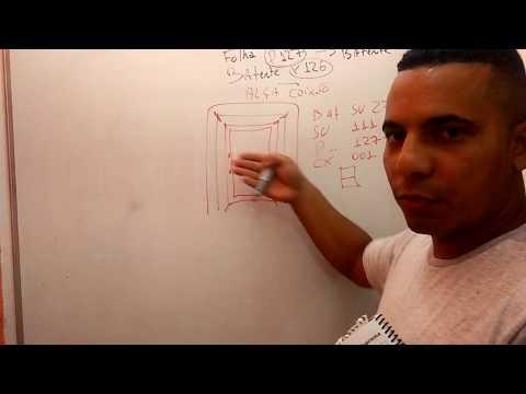 Como Fazer uma Porta de Tela Mosquiteira (Perfis)