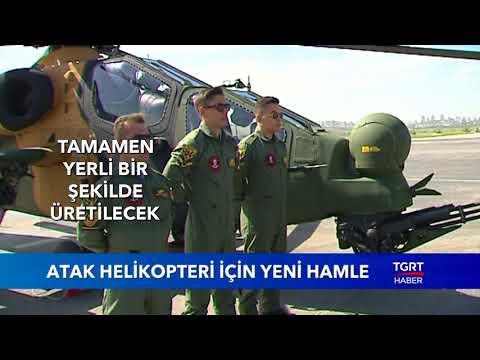 ATAK Helikopteri İçin Yeni Hamle