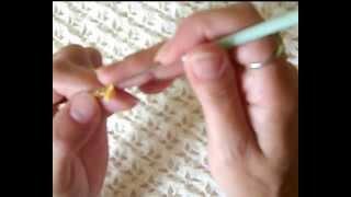 Уроки вязания крючком для начинающих. Урок 2