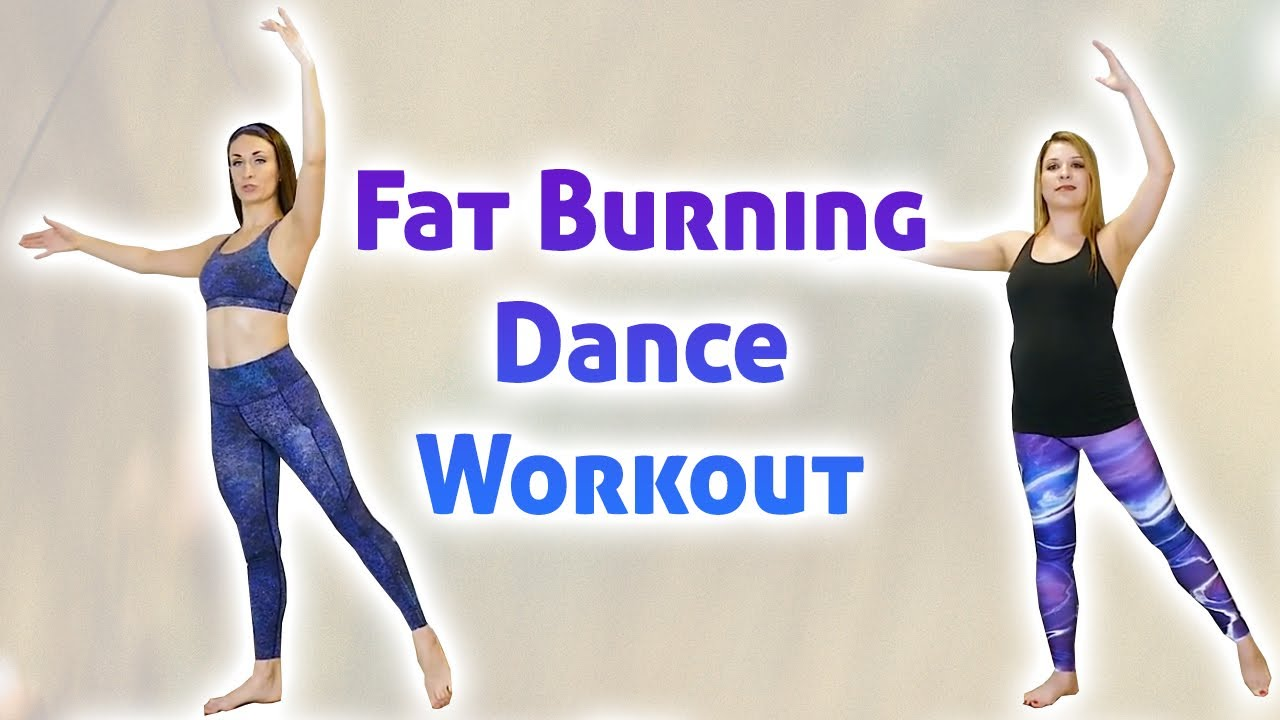 12 Min Dance Workout for Weight Loss ♥ Beginners Ballet DanceFit Fat Burning Cardio, Home Fitness