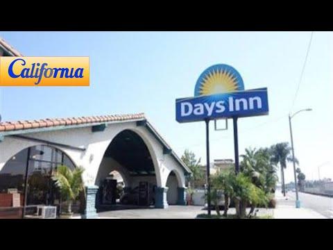 Days Inn Long Beach City Center Hotels California