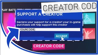 🔥(Fortnite) Free 2D Professional Creator code 😍#1- Free Render System 📲 After Effects 😲 Template