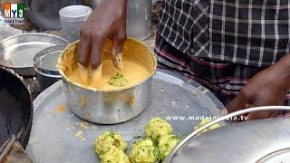Making Batata Vada Recipe   POPULAR GUJRATHI STREET FOOD