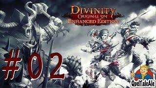 Divinity Original Sin Enhanced Edition - Gameplay ITA - Walkthrough #02 - Soldati ubriaconi
