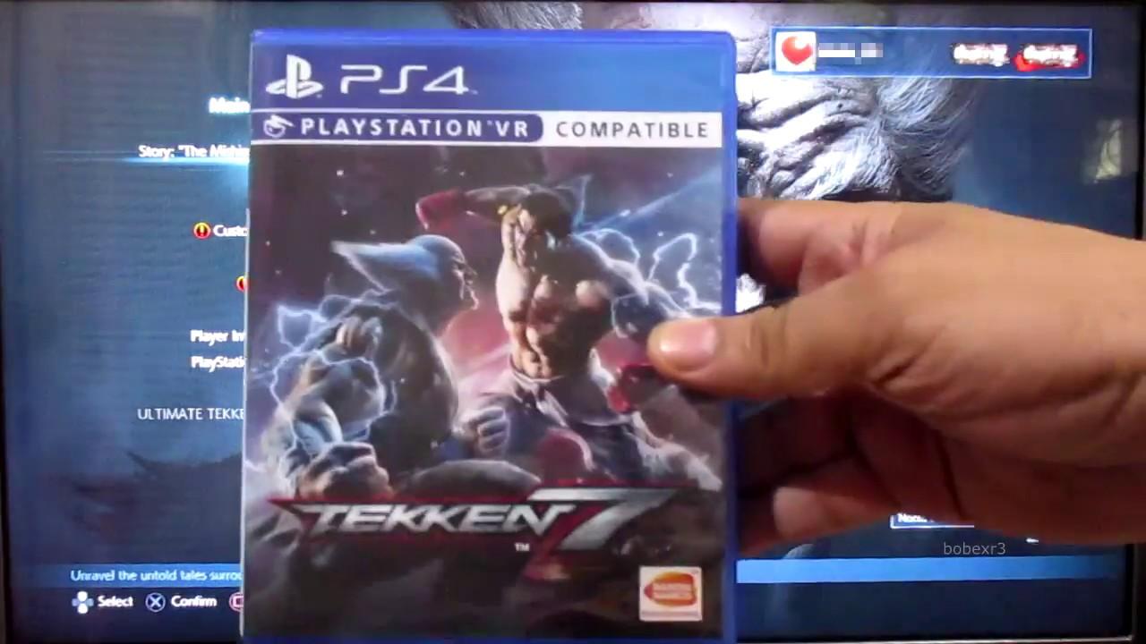 Tekken 7 Wrong DLC Region