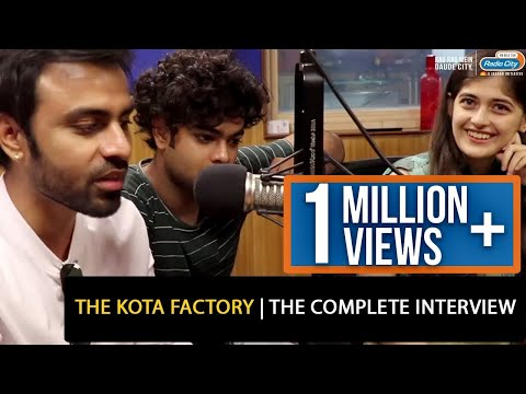 TVF Kota Factory | The Complete Interview