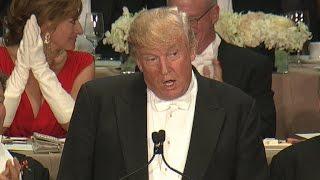 Highlights: Trump at Al Smith charity dinner
