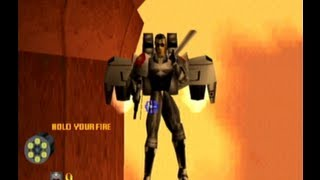Virtua Cop 2 - Sega Dreamcast - Longplay