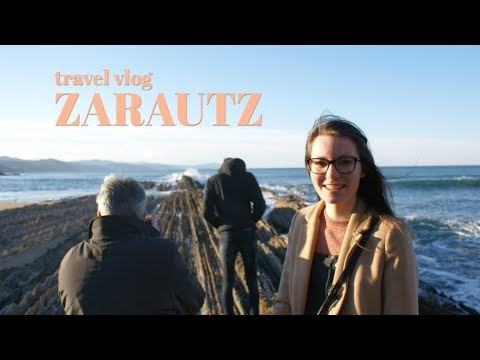 Travel vlog #2⎪ZARAUTZ 2017 (San Sebastian, Bilbao, Zumaia)