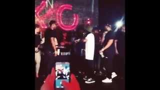 "Lil Wayne Raps & Jams Out To ""Flicka Da Wrist"" At XO Nightclub In Baton Rouge"