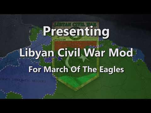 Libyan Civil War Mod - Release Trailer : paradoxplaza
