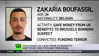 Islamic terrorists funded by British benefits cash – former watchdog