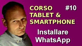 Maggiolina - Corso Tablet e Smartphone - 10 Installare WhatsApp