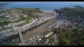 4K Looe Cornwall  England's Coast