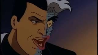 Batman TAS Two Face - Almost got 'Im