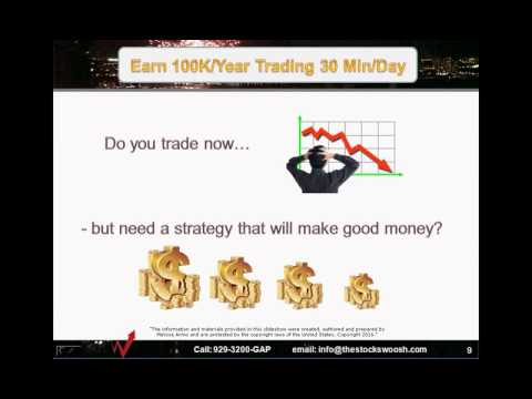 Make 100K/Year Trading 30Min/Day Using Common Sense