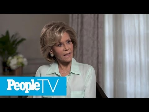 Jane Fonda Talks About Her Mother's Suicide: 'It Has A Big Impact On Your Sense Of Self'  PeopleTV