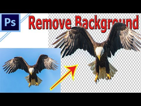 How to remove Background in Photoshop | Help in Tamil